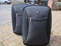 Pair of suitcases