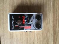 Pitchfork guitar pedal - good condition