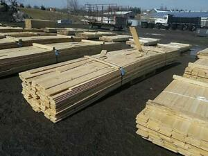 Fence and Deck Lumber at Auction - Save Big!