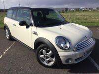 2008 (58) MINI CLUBMAN 1.6, LONG MOT, GREAT SERVICE HISTORY
