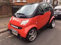 Smart Fortwo 0.7 City Pulse 3dr (TURBO) - LOW MILEAGE - GREAT CONDITION - VERY ECONOMICAL