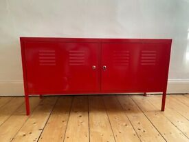 Ikea PS Red Cabinet 119 x 63 cms
