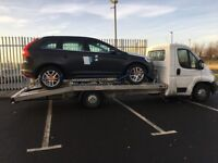 Recovery car transport