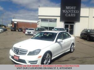 2013 Mercedes-Benz C300 4MATIC NAVIGATION | NO ACCIDENTS | XENON