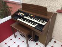 Hammond Organ, 124JM2 model.