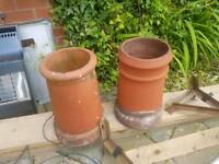 Chimmney pots