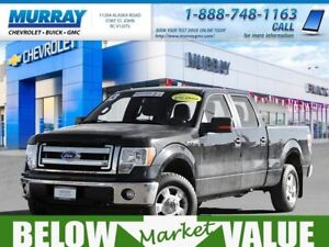 2013 Ford F-150 XLT  **remote starter! tonneau cover!**