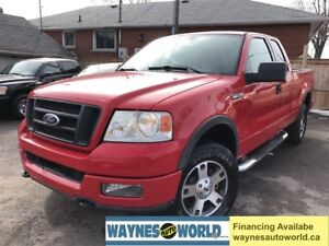 2004 Ford F-150 FX4 **SOLD**