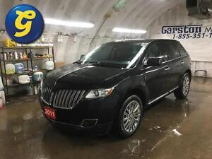 2011 Lincoln MKX LIMITED*LEATHER*NAVIGATION*CAMERA*