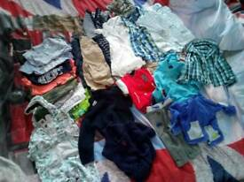 6-9months boys clothes in good condition