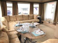 Fantastic 2 bedroom Holiday home at sandylands on the west coast of scotland with twelve month seaso