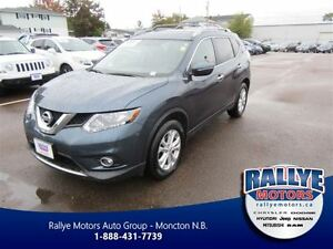 2014 Nissan Rogue SV! Back-Up! Alloy! Sunroof! Heated! ONLY 26K!