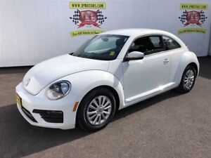 2017 Volkswagen Beetle Coupe Classic, Automatic, Heated Seats