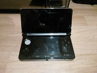 Black 3DS (Barely Used)