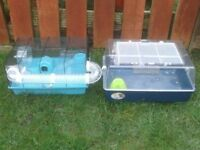 HAMSTER CAGE £8