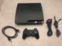 Sony PlayStation 3 Slim Console ( 250GB / fully working )