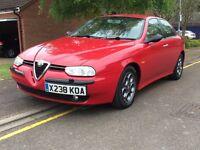 Stunning Alfa 156