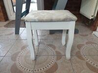 Dressing Table Vanity Stool