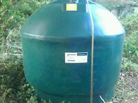 Beehive oil tank would made home for hens, goats, ducks