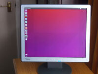 LCD MONITOR - 17 Inch - GOOD PICTURE, GOOD CONDITION