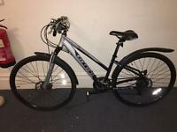 Ladies Hybrid Bike - Carrera Crossfire 2 - Barely used