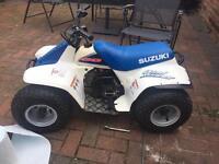 Suzuki lt 50 quad.