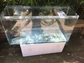 36 x 18 x 12 fish tank for sale