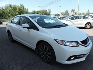 2013 Honda Civic Touring/JAMAIS ACCIDENTE