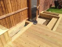 Decking , building and garden service