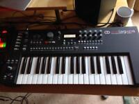 Elektron analog keys synthesiser