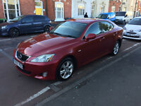 2007 Lexus IS 220D 2.2 TD Saloon 4dr Diesel Manual