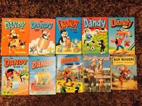 Roy Rogers & Dandy Annuals Collection