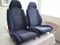 Pair of Toyota MR2 MK 2 Bucket Seats in very good condition