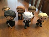 game of thrones set of 12 mystery minis from editions 1,2&3 unboxed