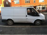 Ford transit 57 plate
