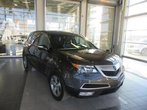 2012 Acura MDX Technology Package DVD player, Bluetooth, Back...