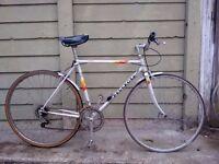 Orignal Peugeot Premier bike Needs work..Ideal singlespeed conversion