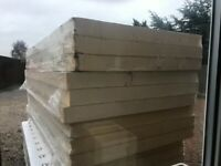 120mm insulstion boards - new