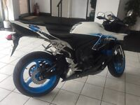 HONDA CBR 600RR-9, 2009 LIMITED EDITION