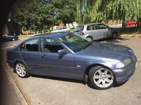 BMW 318 1.8 petrol Cheap for quick sale.