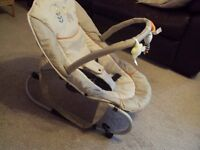 BABY BOUNCER CHAIR GOOD CONDITION £10