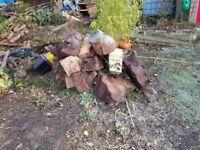 free firewood for splitting