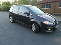 2004 SEAT ALTEA 2.0 TDI SPORT 6 SPEED 140BHP M,O,T DECEMBER