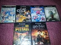 for sale, Nintendo gamecube games bundle.