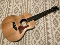 Taylor GS Mini-e Rosewood with Taylor Hard Bag