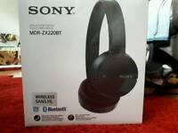 Sony mdr-zx220bt wireless/Bluetooth headphones