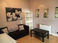 Furnished 1 bedroom flat to rent - Scott Street, Galashiels - available immediately