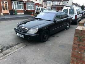 1999 Mercedes S430Limo LPG Full service history