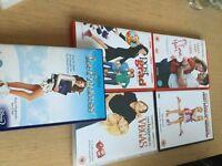Chick flicks DVDs for sale
