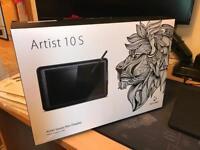 XP-Pen Artist10s v2 IPS graphic tablet/monitor